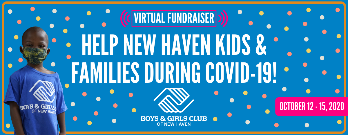 Help New Haven Kids & Families During COVID-19: A Virtual Fundraiser
